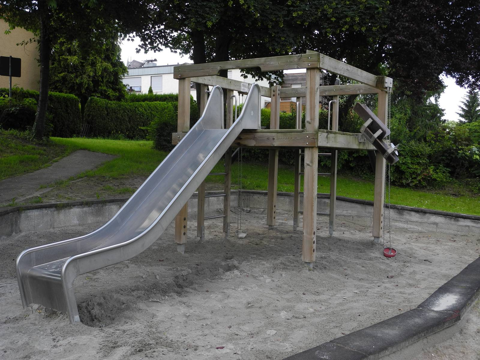 Kinderspielplatz Grabenäcker