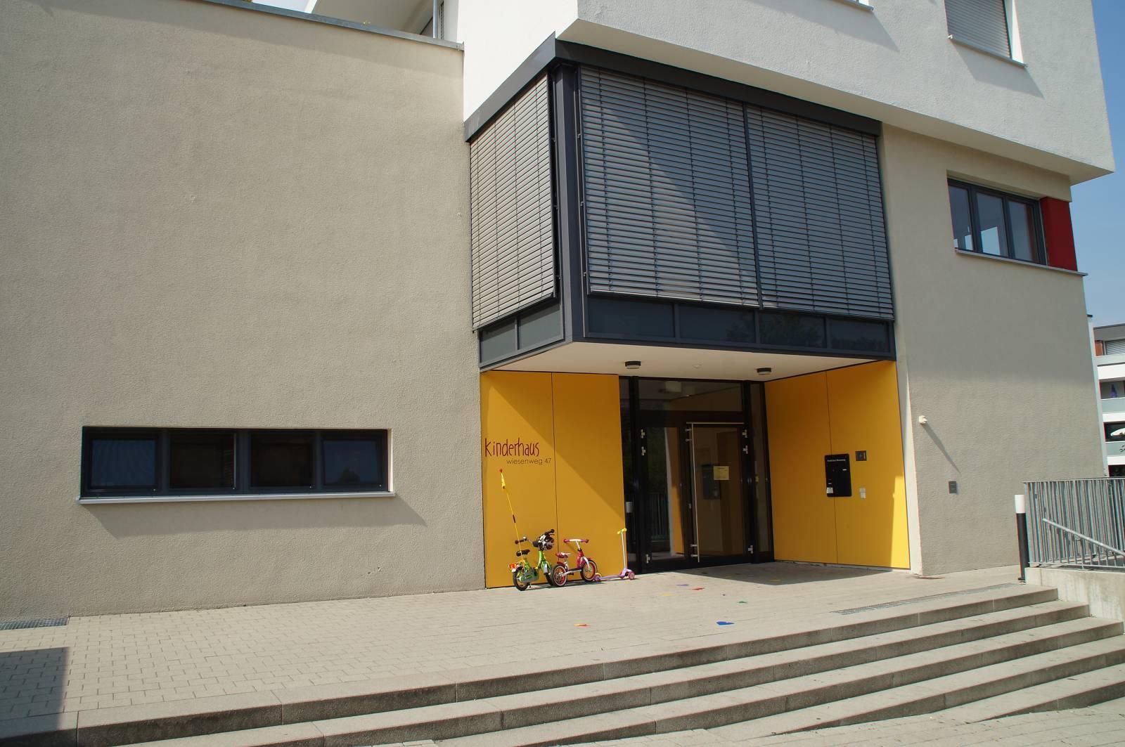 Kinderhaus Wiesenweg