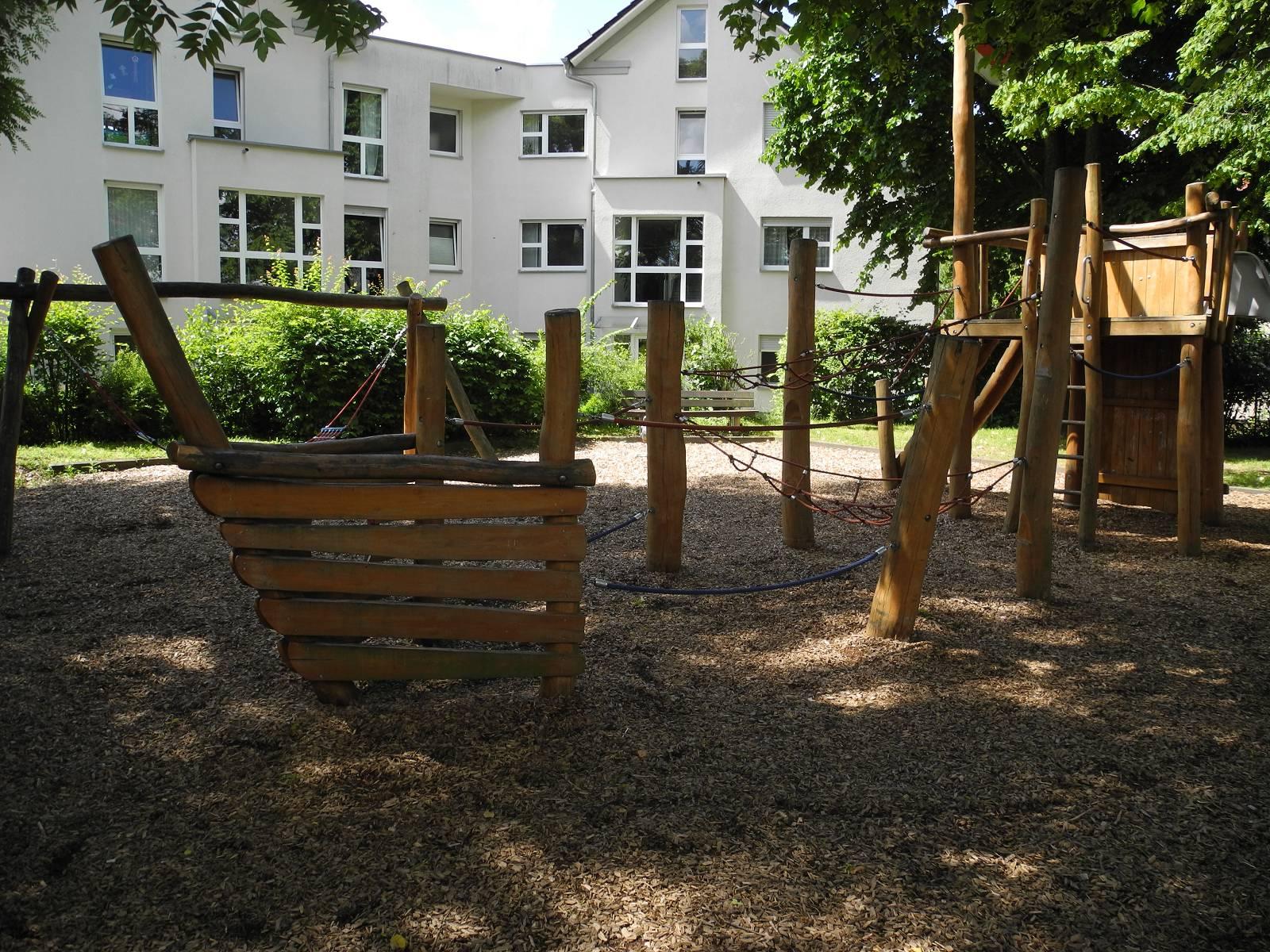 Kinderspielplatz Schillerstraße