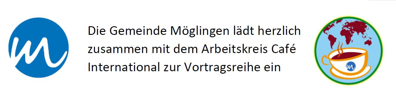Logo Möglingen und Cafe International