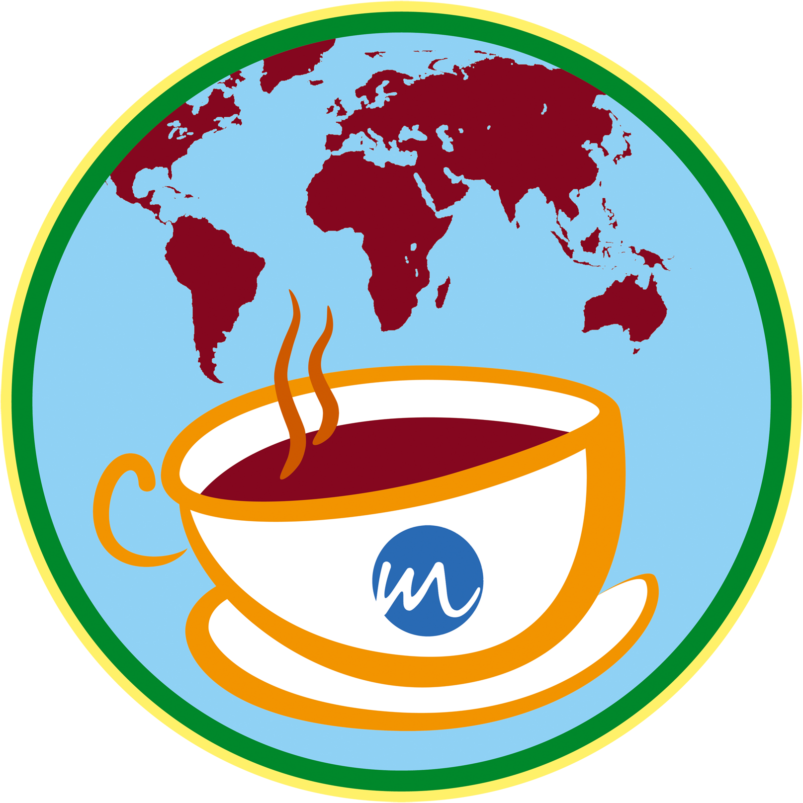 Logo Cafe International