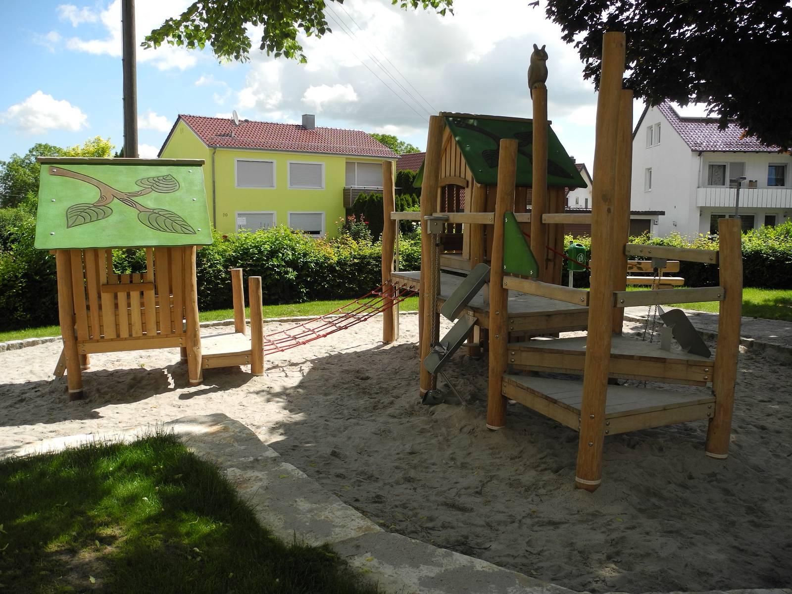 Kinderspielplatz Heuleger I