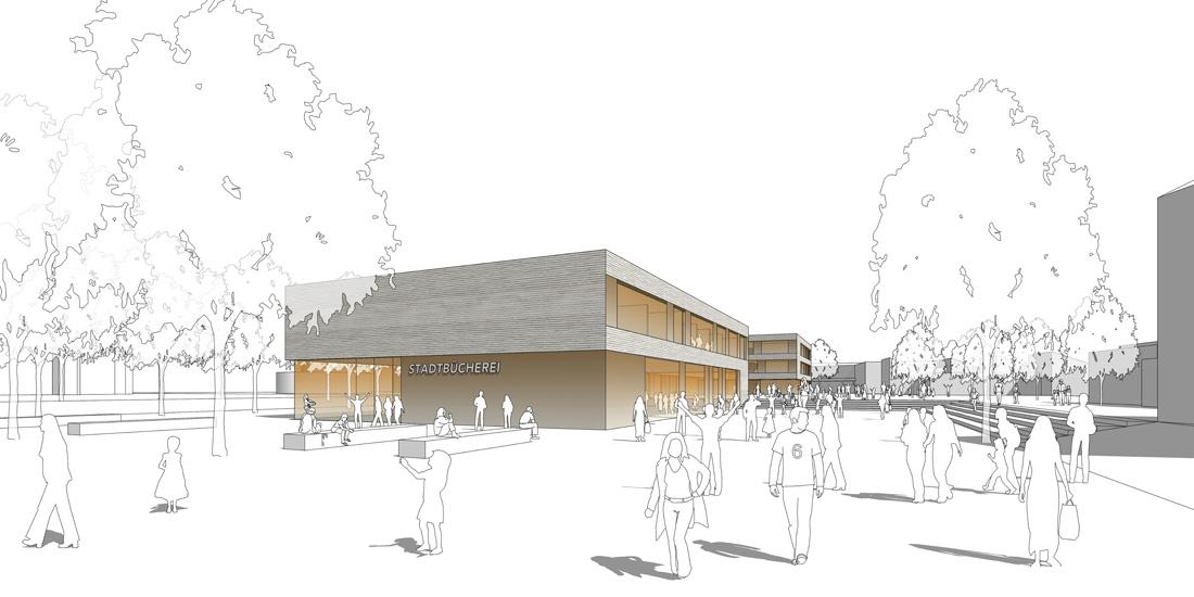Neubau Gemeinschaftsschule