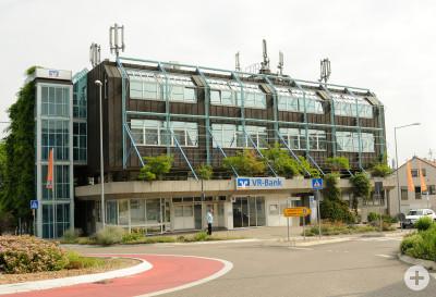 VR Bank Gebäude