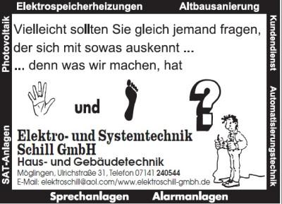 Elektro Schill Bild