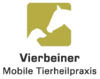 Vierbeiner Tierheilpraxis Logo