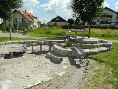 Kinderspielplatz Hasenkreuz Süd