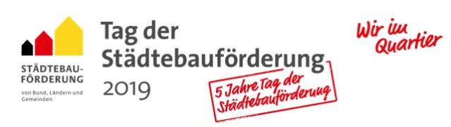 Logo Tag der Städtebauförderung