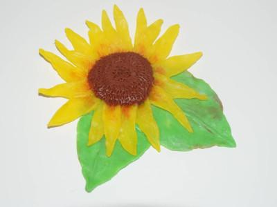 Sonnenblume Knete