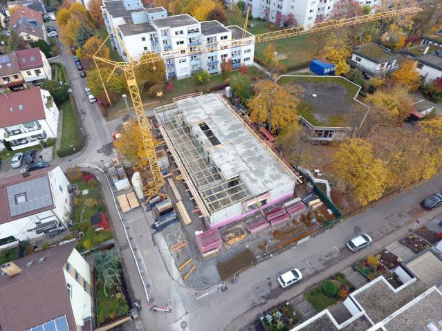 Neubau Kinderhaus Silcherstraße